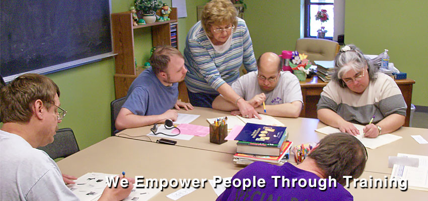 Empowering People Through Training